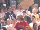 Topless Parade in Portland Maine