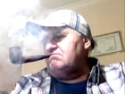 Smoking, My Dream, Great, Chacom, Straight, Pipe Tobaccos, with Scotland Hat; Scotland Shirt