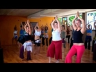 belly dance workout