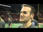 KEZI 9 Sports' Erik Elken Tries Out For The Portland Thunder