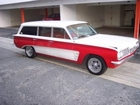 Copy of 1962 Pontiac Tempest Custom 4-Door Station Wagon