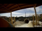 [HD POV] Lightning Falls Water Tube Ride Six Flags Hurricane Harbor Water Park