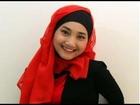Tutorial Hijab Paris Segi Empat! hijab tutorial paris segi empat simple utk wajah bulat 2013 terbaru
