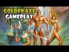 Jogos Antigos - Mega Drive - Golden Axe