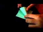 origami-#1- christmas tree