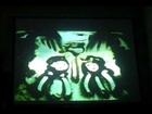 癸巳年怡保师范学院新春晚会《团圆Fun》-画沙《回家过年》 Sand animation