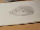 Bradley James - Speed Drawing - Timelapse