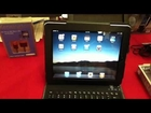 Kensington Bluetooth keyboard case for the iPad