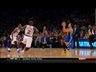 Stephen Curry's Career Night in New York