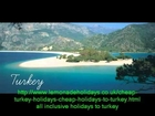 all inclusive holidays to turkey