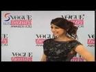 Hot Celebrities at Vogue Beauty Award 2012