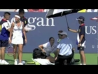 Victoria Azarenka has a meltdown in game (Full video)