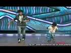 Jeet dance slow motion with Raghav crockroaxz DID lil masters 1st July 2012 mp4