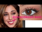 Belen Rodriguez make up tutorial ♥