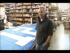 Danny KIng Lopez Seahawks 12th Man Flag