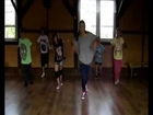 BORN TO DANCE Summer Camp 2012 hip-hop kids