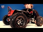 RC ADVENTURES - VANQUiSH OUTFiTS MEDiC's TTC AXiAL WRAiTH - the