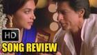 Titli Song Review | Shah Rukh Khan, Deepika Padukone | Chennai Express Movie