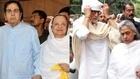 Pran's Prayer Meet | Amitabh Bachchan, Jaya Bachchan, Dilip Kumar, Saira Banu