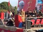 Asfandyar Wali Khan Adress at Wali Bagh Charsadda - 1