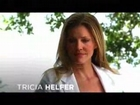 BSG's Tricia Helfer joins BURN NOTICE