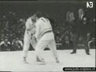 Tokyo 1964   Inokuma (JPN) contre Casella  (ARG)