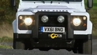 2012 Land Rover Defender B-Roll