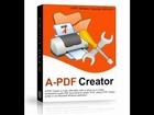 A-PDF Creator 4.2.0 Serial Key + Crack Free Download