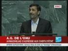 Ahmadinejad à l'ONU : L'intégrale Part 2/2