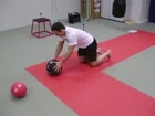 Medicine Ball Fat Loss Workout