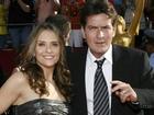 Charlie Sheen divorces third wife, Brooke Mueller