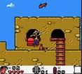 (thegamer) joue a un jeux retro lucky luke game boy color