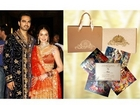 Esha Deol Bharat Takhtani's Beautiful Wedding Card Pictures Out - Bollywood News