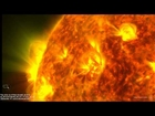 New Year's Eve Small Solar Eruption, 1080p HD
